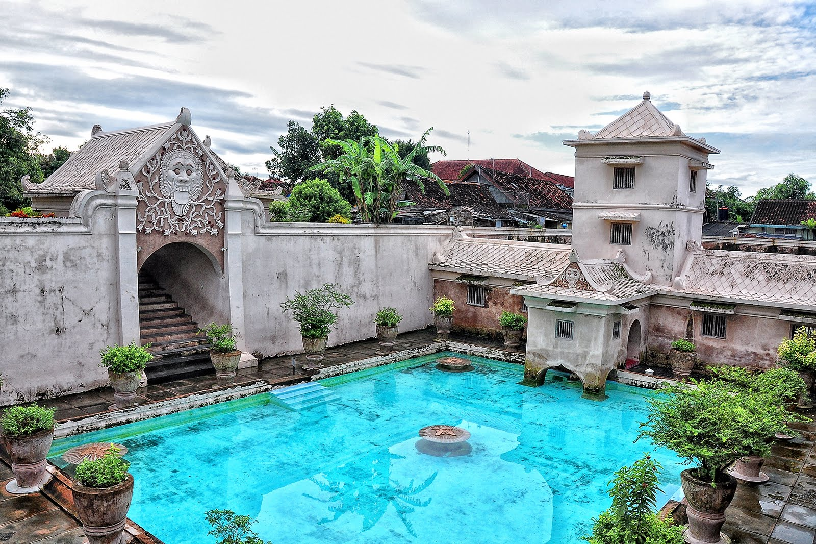 Taman Sari Keraton Yogyakarta Foto Foto Hadiningrat Joss