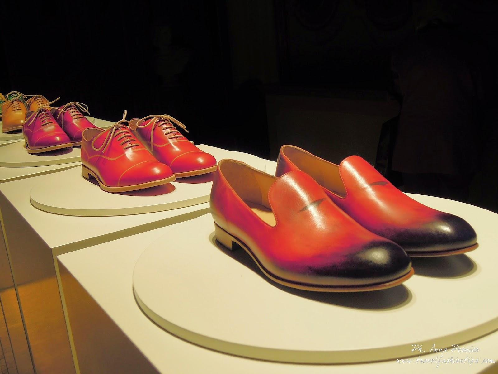 Le francesine Candies di Fratelli Rossetti Travel Fashion