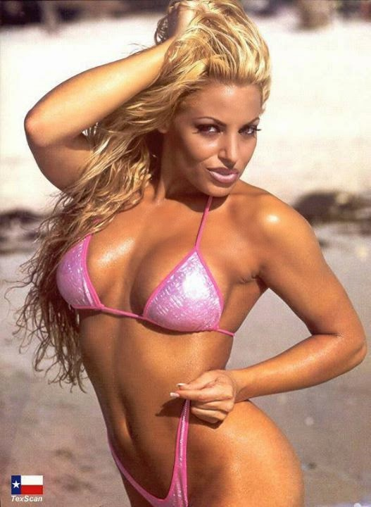 Styrke Fighter Trish Stratus-6477