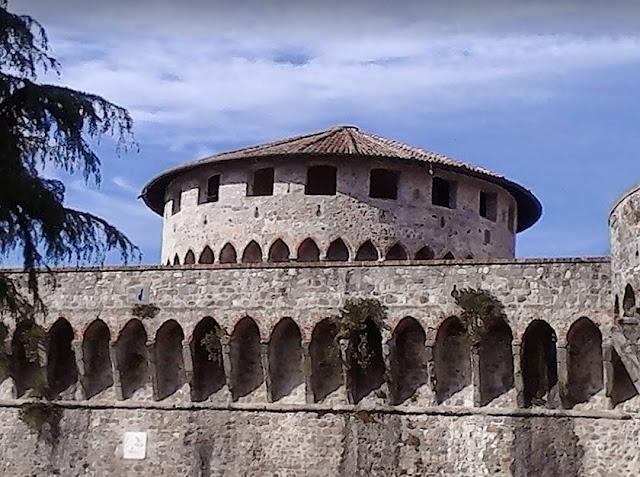 Maschio della Cittadella di Sarzana