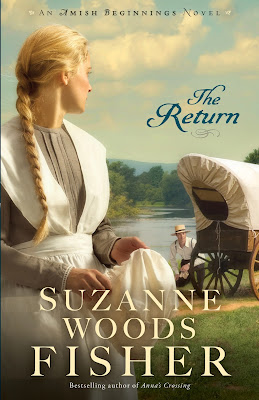 The Return (Amish Beginnings #3) by Suzanne Woods Fisher