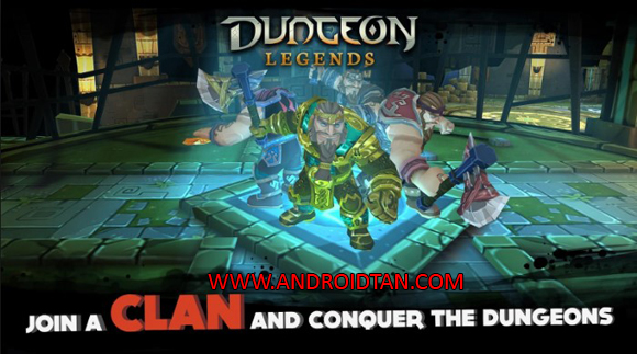 Cara Install Dungeon Legends Mod Apk Latest Version
