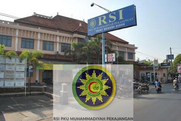 RSI PKU Muhammadiyah Pekajangan Membuka Lowongan Pekerjaan