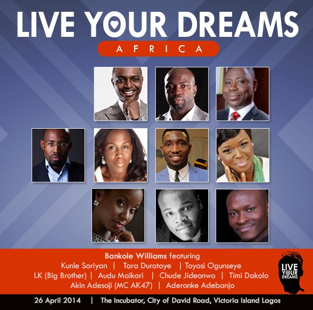 live your dreams africa