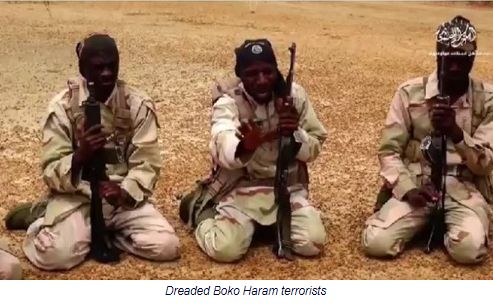 suspected terrorists