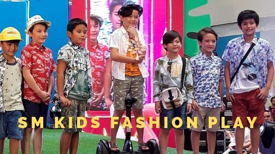 SM KIds Fashion Play