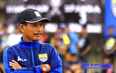 Masuk Liga Champions Asia, Persib Harus Ganti Pelatih - Dunia Info dan Tips