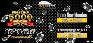 Indopk.com Agen Poker Online | Ceme | Capsa Susun | Live Poker | Samgong Online Terpercaya