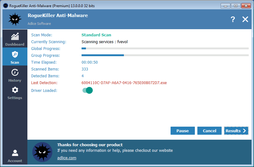 RogueKiller 13.4.2.0