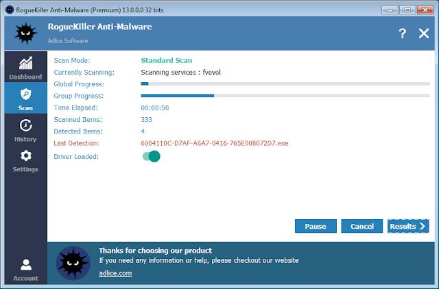 RogueKiller 13.2.1