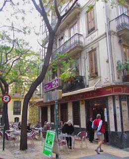 Cafe Valencia Spain