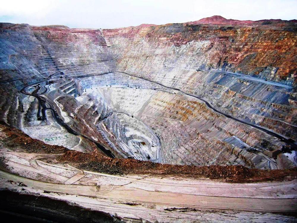 Chuquicamata - A maior mina a céu aberto do mundo | Gigantes do Mundo