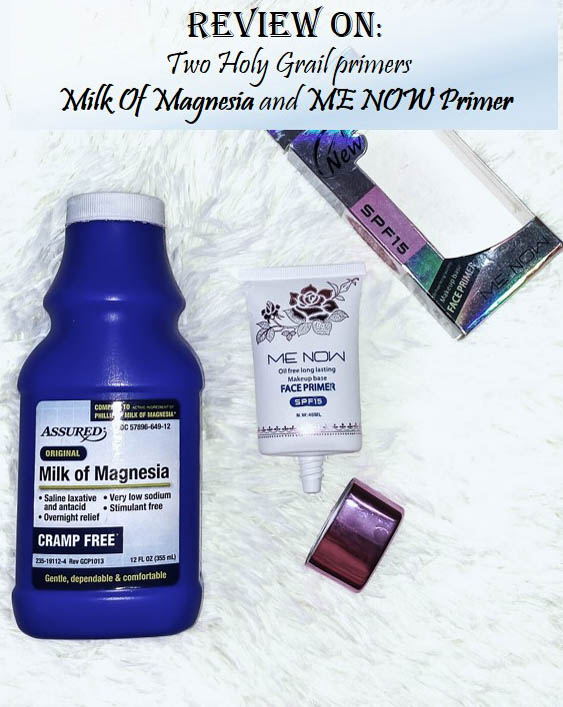 review on the milk of magnesia as a primer