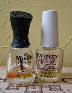 [Soins cuticules] OPI VS Nfu Oh: The Battle