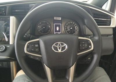 Setir Toyota Innova 2016 Interior