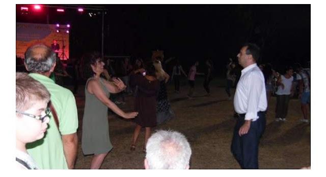 Χόρεψε και ο Δήμαρχος στην Ποντιακή βραδιά της Πατρίδας