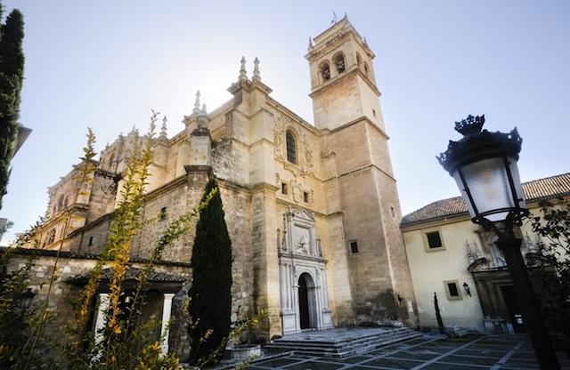 Mosteiro de São Jerônimo em Granada