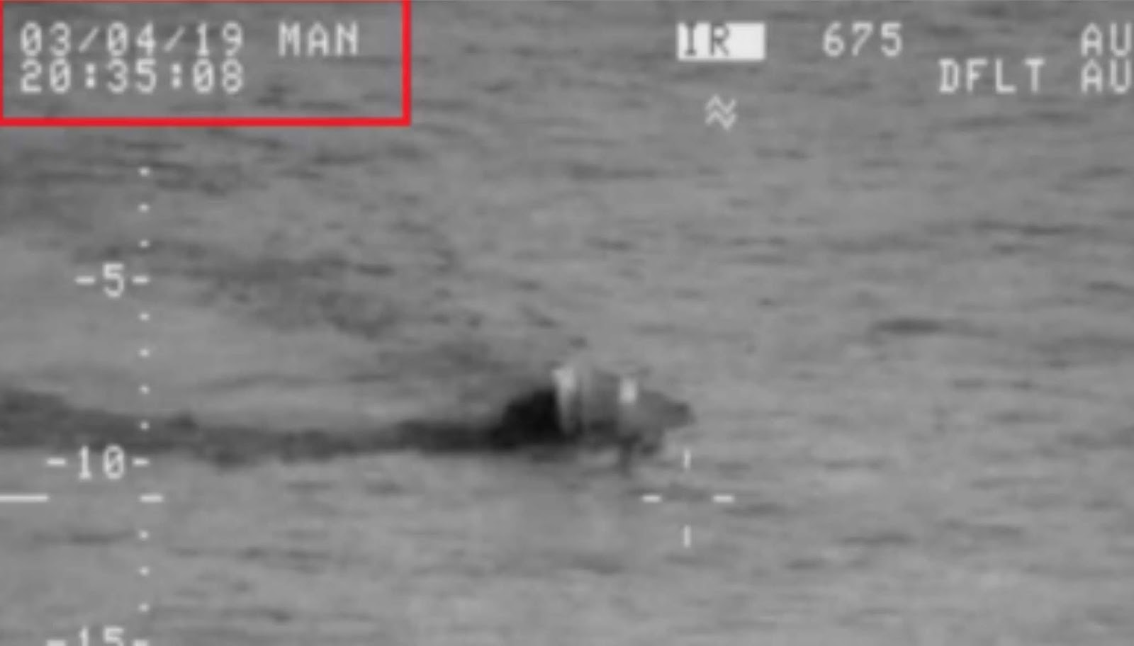 Angkatan Laut Pakistan mengklaim telah mencegah upaya kapal selam India melanggar perbatasannya