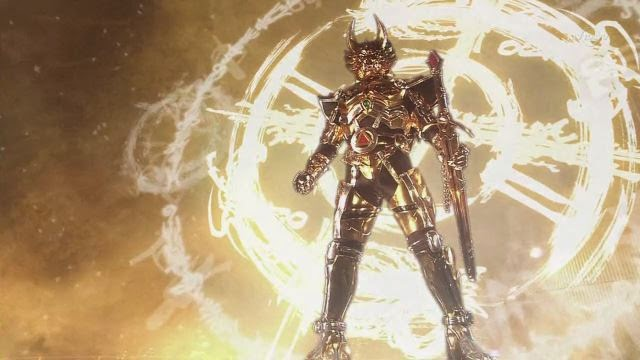 Meet the Golden Knight Garo