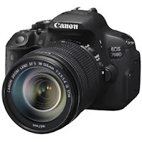 Canon EOS Rebel T5i / 700D Digital SLR Camera