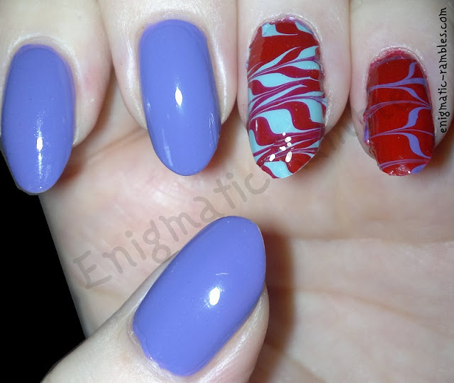 watermarble-nails-nail-art