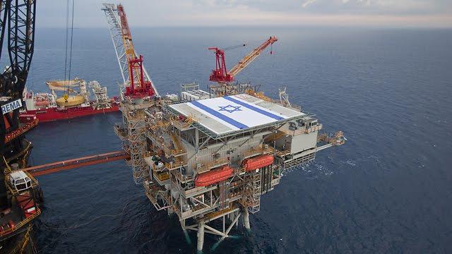 Oil Israel Leviathan