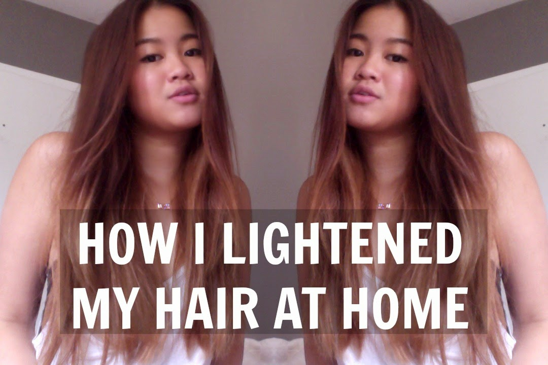 How I Dyed My Hair From Black To Light Brown Rach Speed