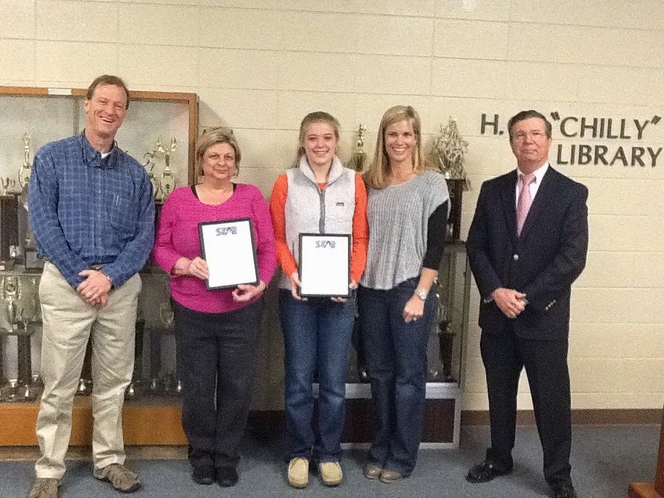 Rachel Harrell is STAR Student for Westwood and the Region STAR Winner