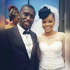 Photos from the wedding of popular gospel artist, Uche Agu