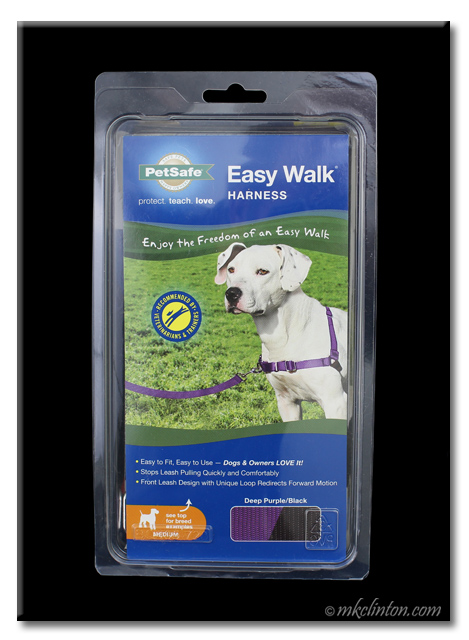 PetSafe Easy Walk Harness in package