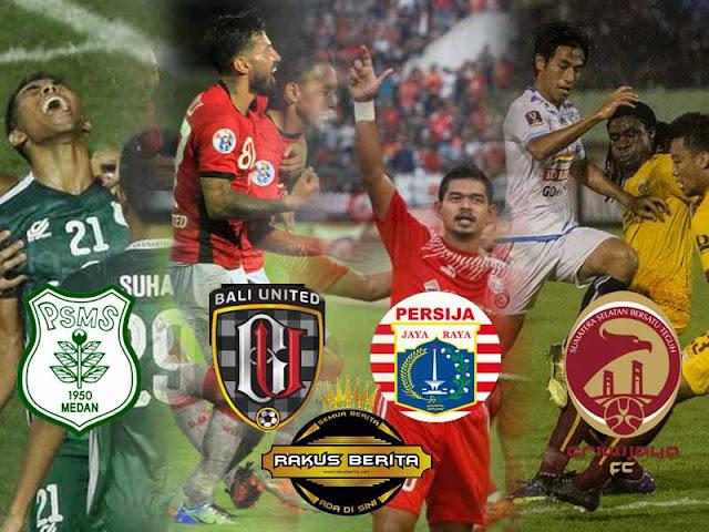 Penonton Naik Drastis, Jadwal Baru Semifinal Piala Presiden 2018 Berubah