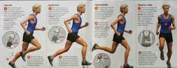Cara melangsingkan perut dengan Berlari