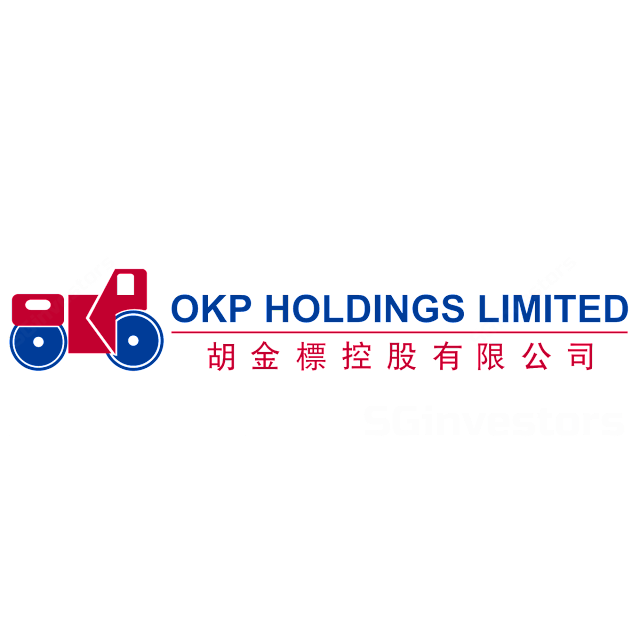 OKP HOLDINGS LIMITED (5CF.SI) @ SG investors.io