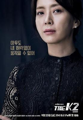 Pemeran Drama The K2