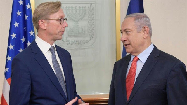 EEUU busca presionar a AIEA para que examine alegatos de Netanyahu