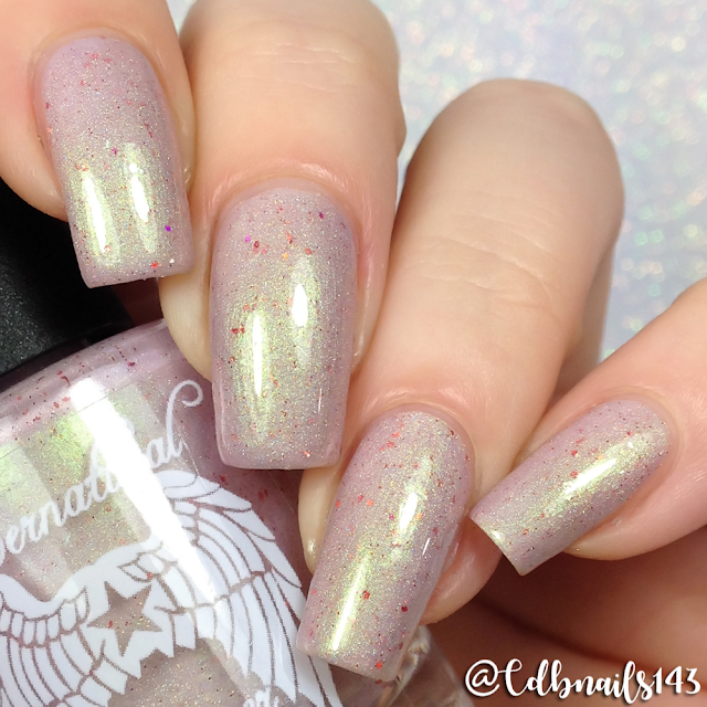 Supernatural Lacquer-I Can Kill You With My Brain