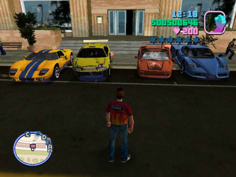 Gta Vice City New Cars Pack Free Download