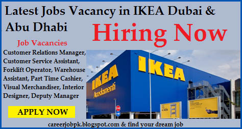 Ikea Jobs In Dubai And Abu Dhabi