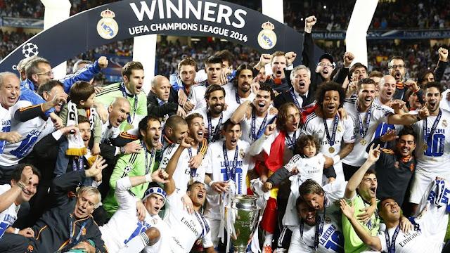 Real Madrid Janjikan Bonus 9 Kali Lipat Dari Juventus