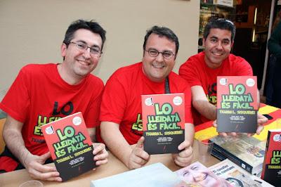 Robert Masip Vallès, Ferran Montardit Asènsio, David Prenafeta Agelet