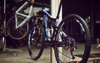 Wallpaper: Mountain Bike