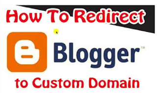 redirect domain blog