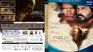CARATULA PABLO, APOSTOL DE CRISTO - PAUL, APOSTLE OF CHRIST - 2018