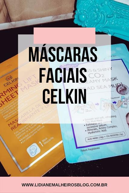 Máscaras Faciais Celkin