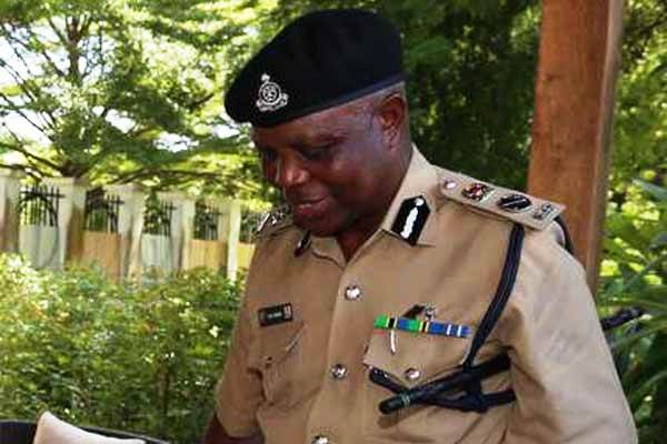Tanzania IGP Simon Sirro who said his office compound. PHOTO | FILE
