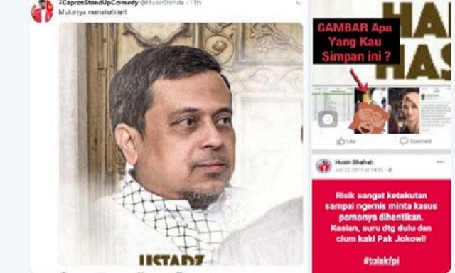 Pasca Kepergok Unggah Gambar Mesum, Akun Caleg PSI Husin Shihab Menghilang dari Twitter