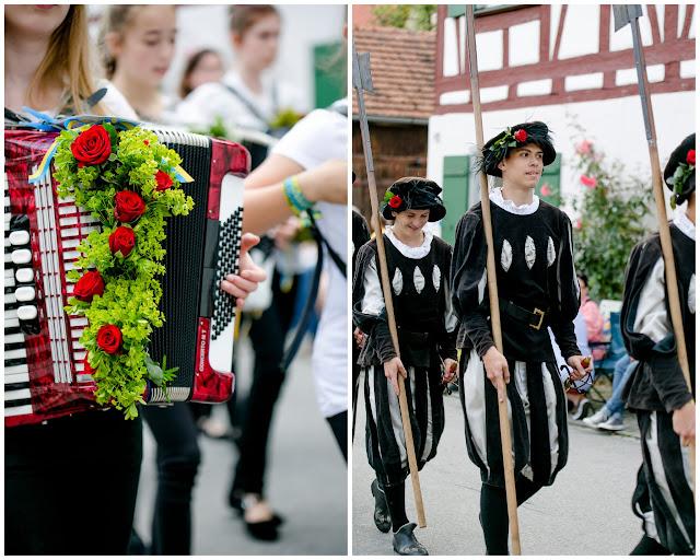 Biberacher Schützenfest 2016, Bauernschützen