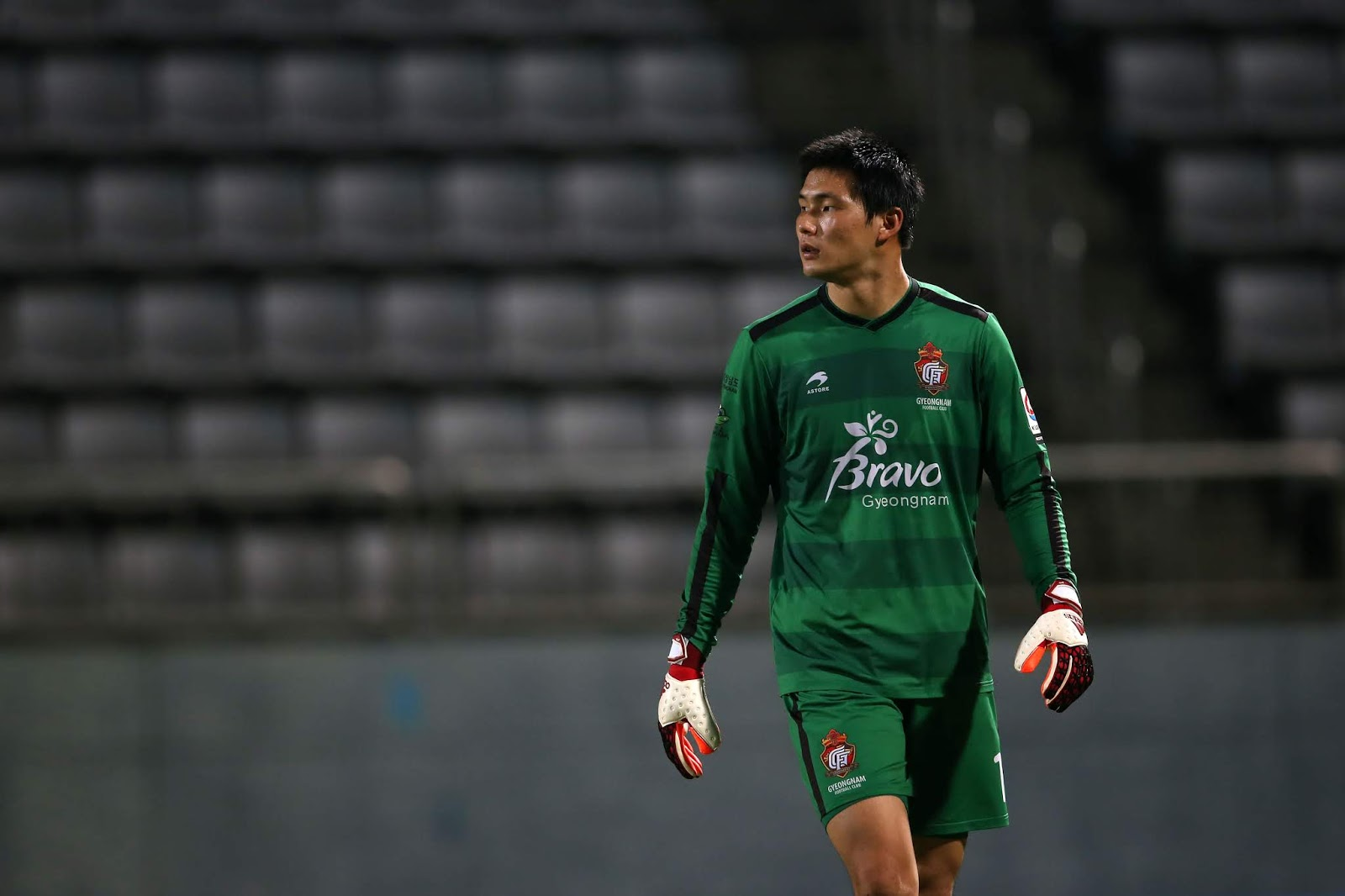 Interview: Daegu FC Goalkeeper Lee June-hee