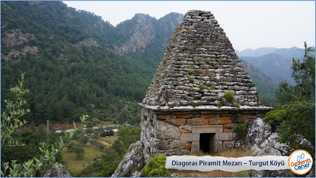 Diagoras-Piramit-Mezari