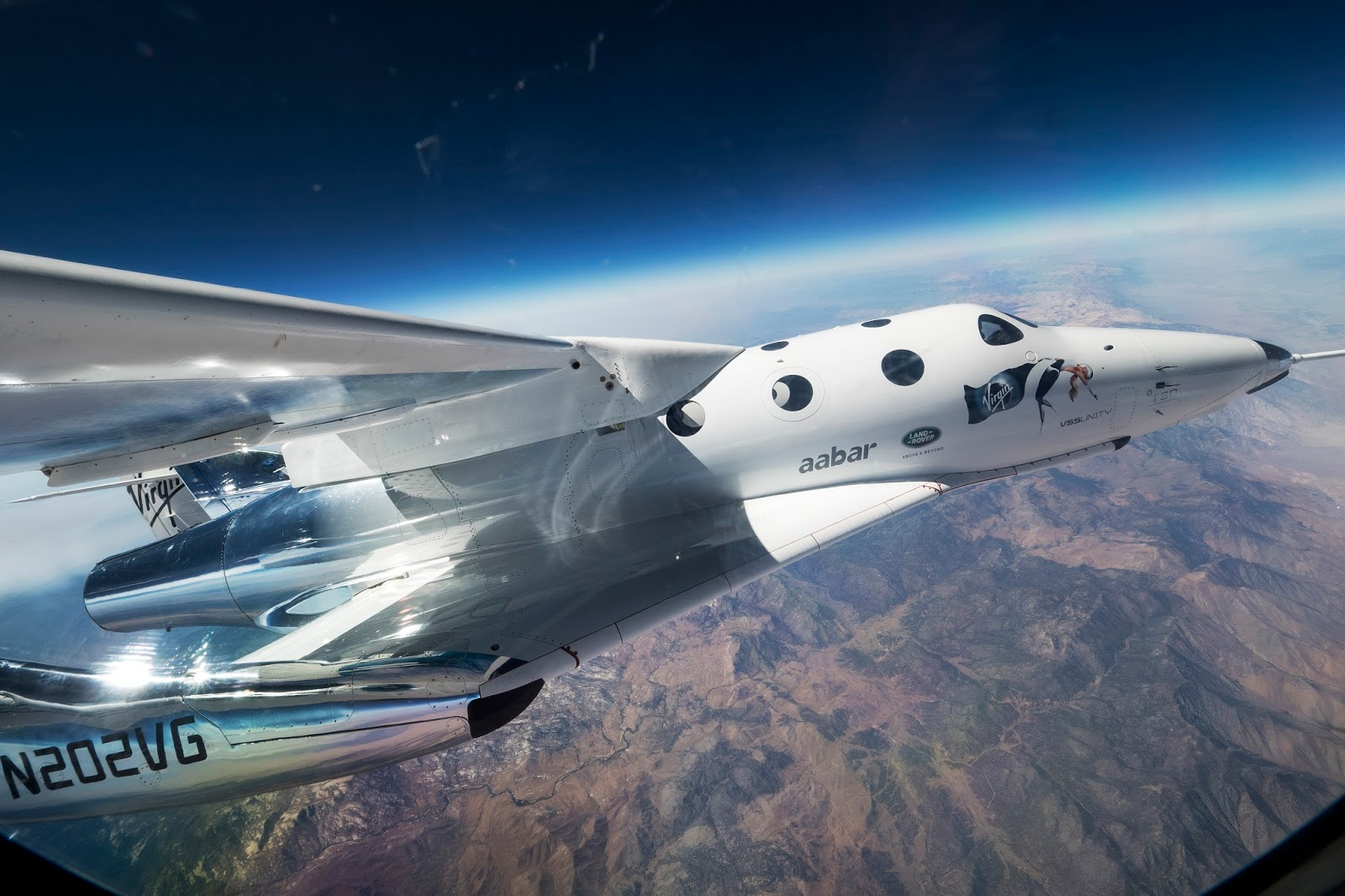 Virgin Galactic Well on it's Way Back Into Space with Successful Test Flights